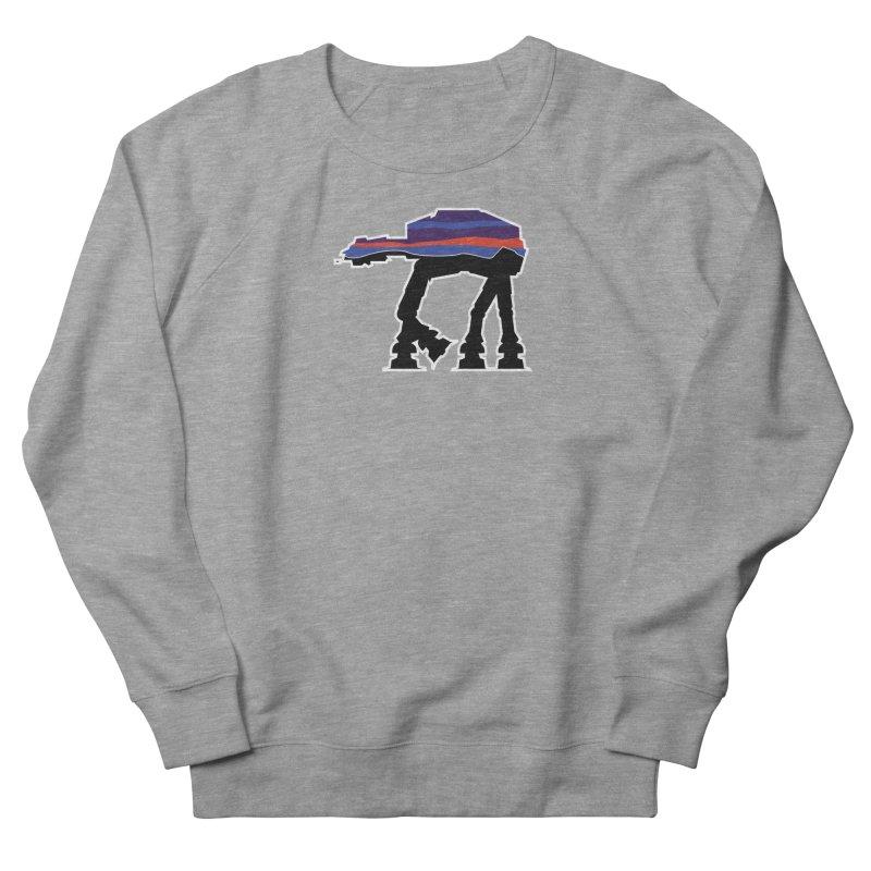 Walking thing.. Women's French Terry Sweatshirt by Mike Hampton's T-Shirt Shop