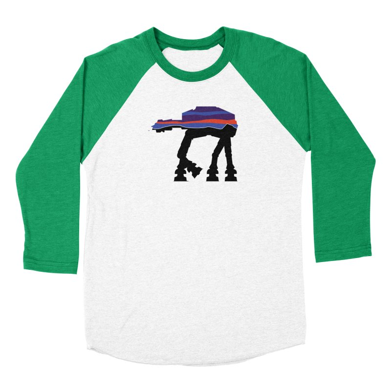 Walking thing.. Men's Baseball Triblend Longsleeve T-Shirt by Mike Hampton's T-Shirt Shop