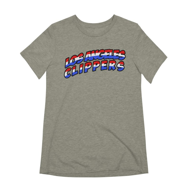 The Other Team in LA Women's T-Shirt by Mike Hampton's T-Shirt Shop