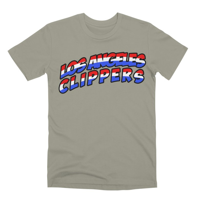 The Other Team in LA Men's T-Shirt by Mike Hampton's T-Shirt Shop