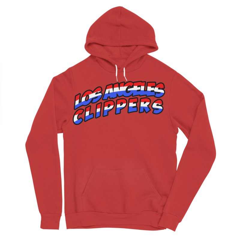 The Other Team in LA Men's Pullover Hoody by Mike Hampton's T-Shirt Shop
