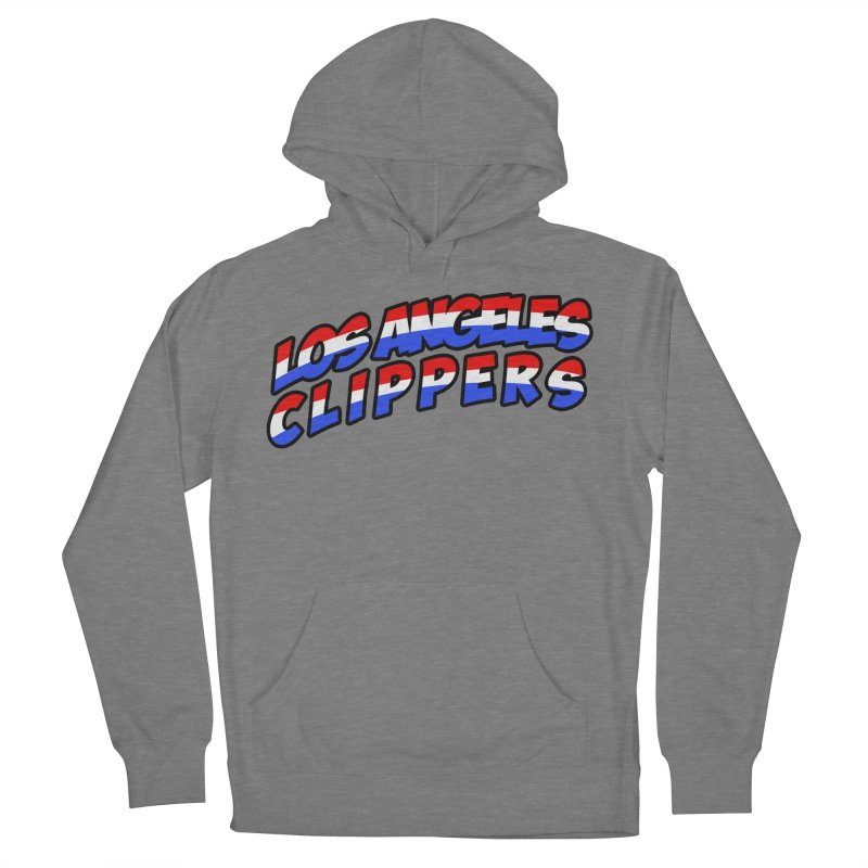 The Other Team in LA Women's Pullover Hoody by Mike Hampton's T-Shirt Shop