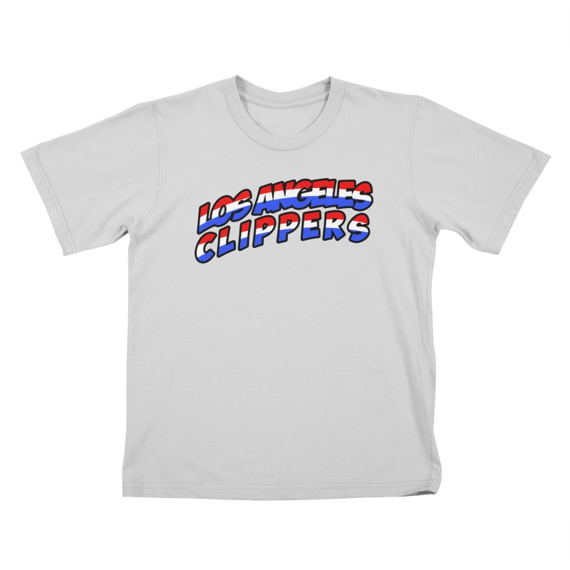 The Other Team in LA Kids T-Shirt by Mike Hampton's T-Shirt Shop