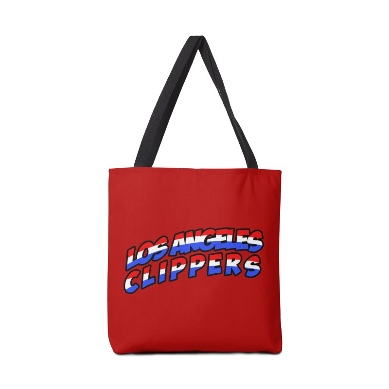 The Other Team in LA Accessories Tote Bag Bag by Mike Hampton's T-Shirt Shop