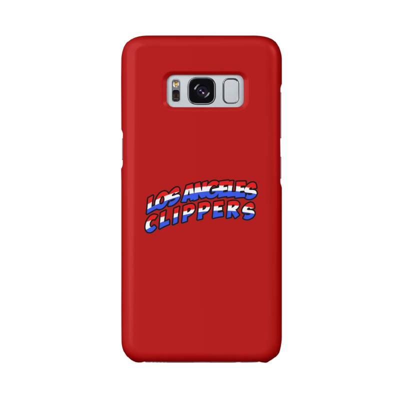 The Other Team in LA Accessories Phone Case by Mike Hampton's T-Shirt Shop