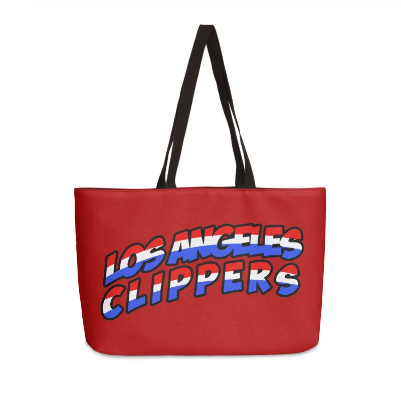 The Other Team in LA Accessories Bag by Mike Hampton's T-Shirt Shop