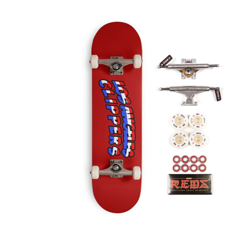 The Other Team in LA Accessories Complete - Pro Skateboard by Mike Hampton's T-Shirt Shop