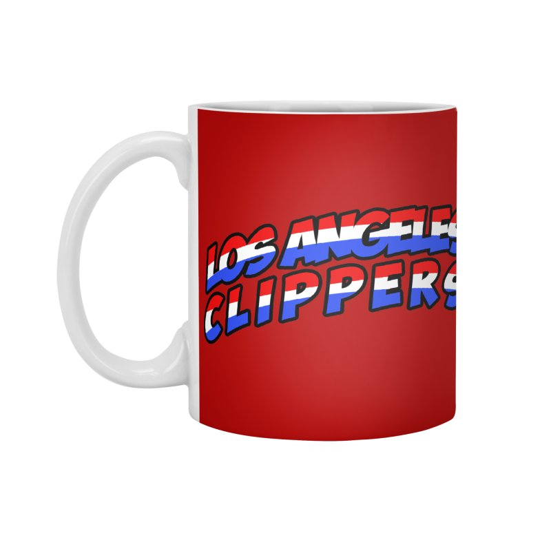 The Other Team in LA Accessories Standard Mug by Mike Hampton's T-Shirt Shop