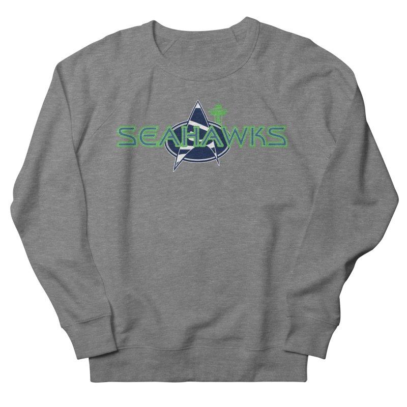 Seattle, the Final Frontier Women's French Terry Sweatshirt by Mike Hampton's T-Shirt Shop