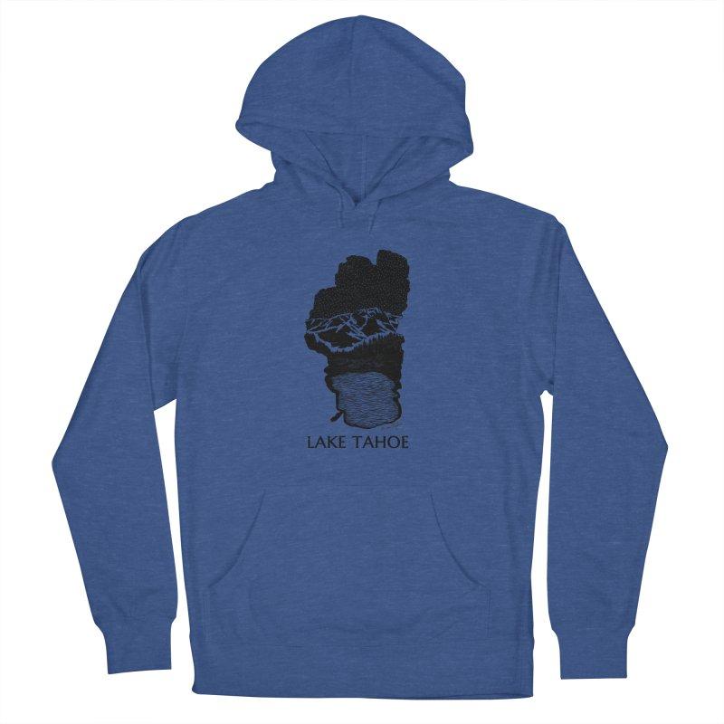 Lake Tahoe Men's Pullover Hoody by Mike Petzold's Artist Shop