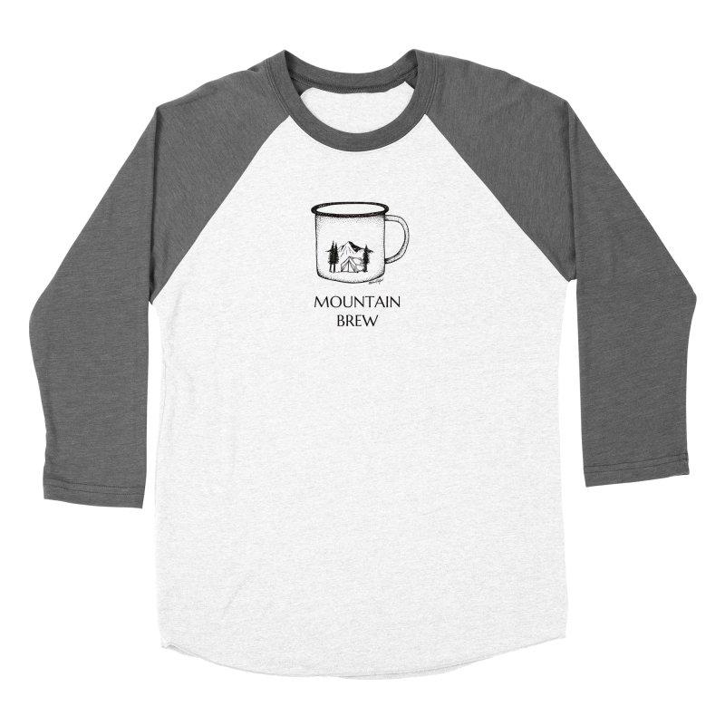 Mountain Brew Women's Longsleeve T-Shirt by Mike Petzold's Artist Shop
