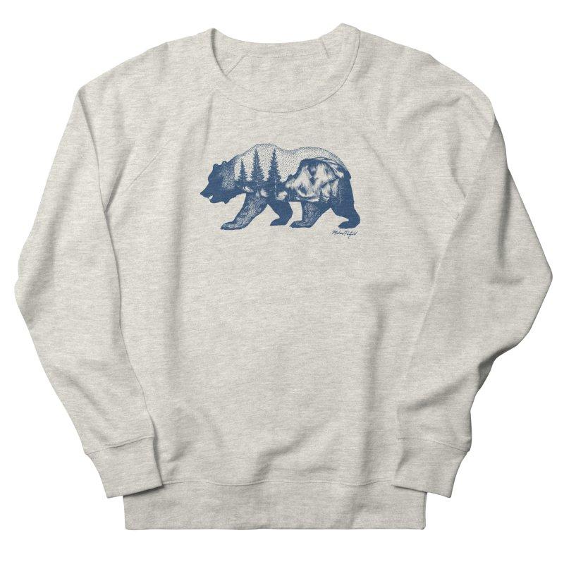 Limited Release! Yosemite Bear Men's Sweatshirt by Mike Petzold's Artist Shop