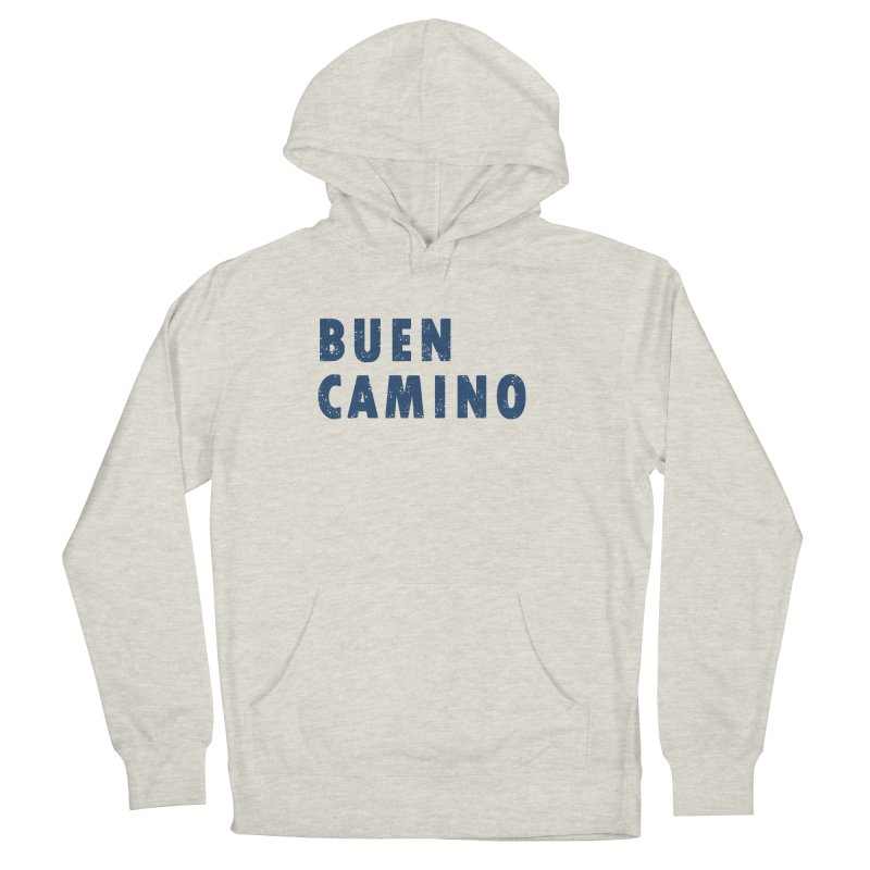 Buen Camino! Men's Pullover Hoody by Mike Petzold's Artist Shop