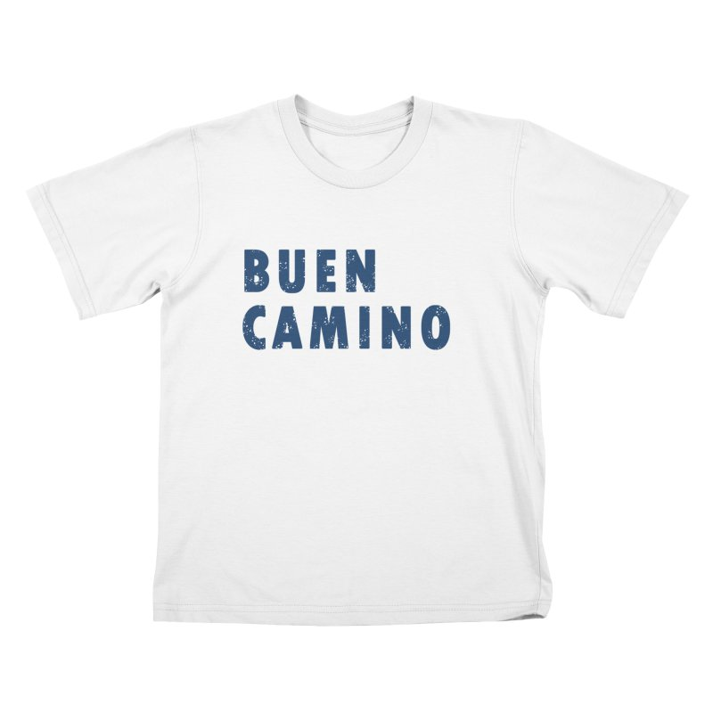 Buen Camino! Kids T-Shirt by MikePetzold's Artist Shop