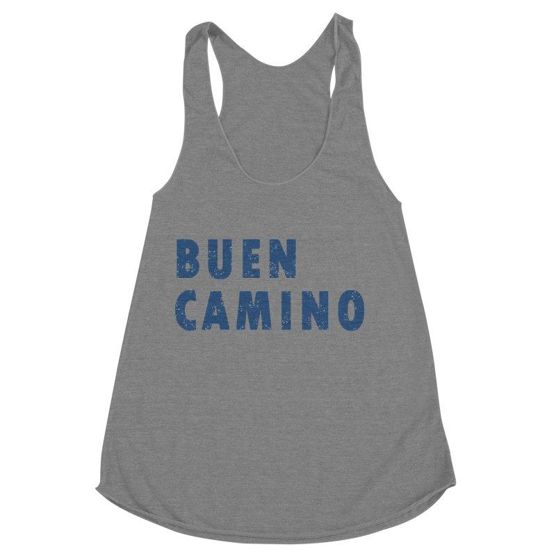 Buen Camino! Women's Tank by Mike Petzold's Artist Shop
