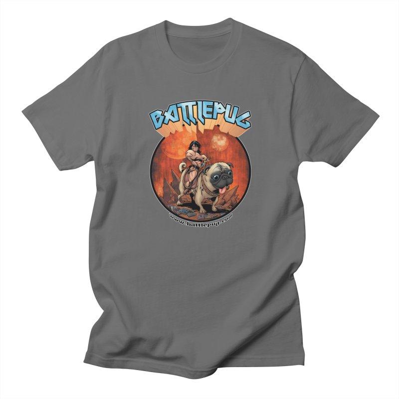 Battlepug OG tee Men's T-Shirt by THE BATTLEPUG STORE!