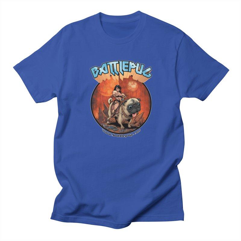 Battlepug OG tee Men's Regular T-Shirt by THE BATTLEPUG STORE!