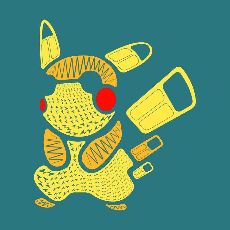 Aztec Pikachu by Mikeys Illustration's Artist Shop