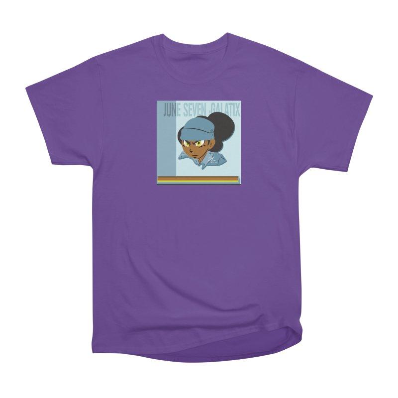 Gerald Of June Seven Women's Heavyweight Unisex T-Shirt by MillsburyMedia's Artist Shop