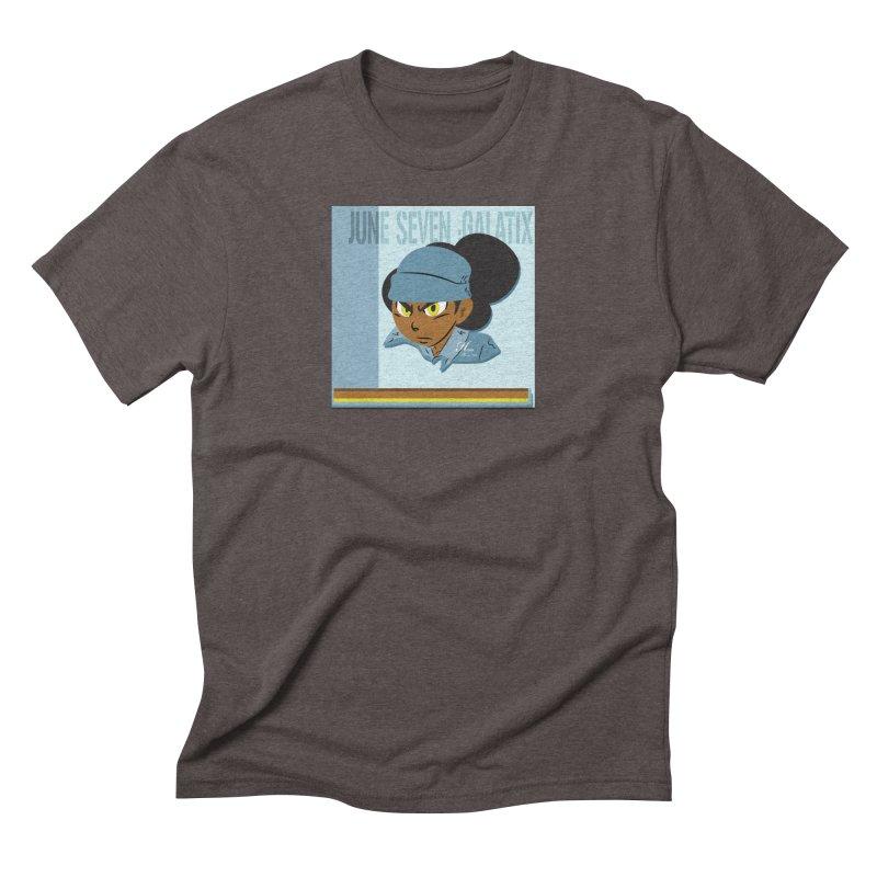 Gerald Of June Seven Men's Triblend T-Shirt by MillsburyMedia's Artist Shop