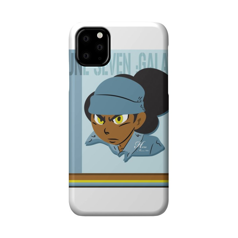 Gerald Of June Seven Accessories Phone Case by MillsburyMedia's Artist Shop