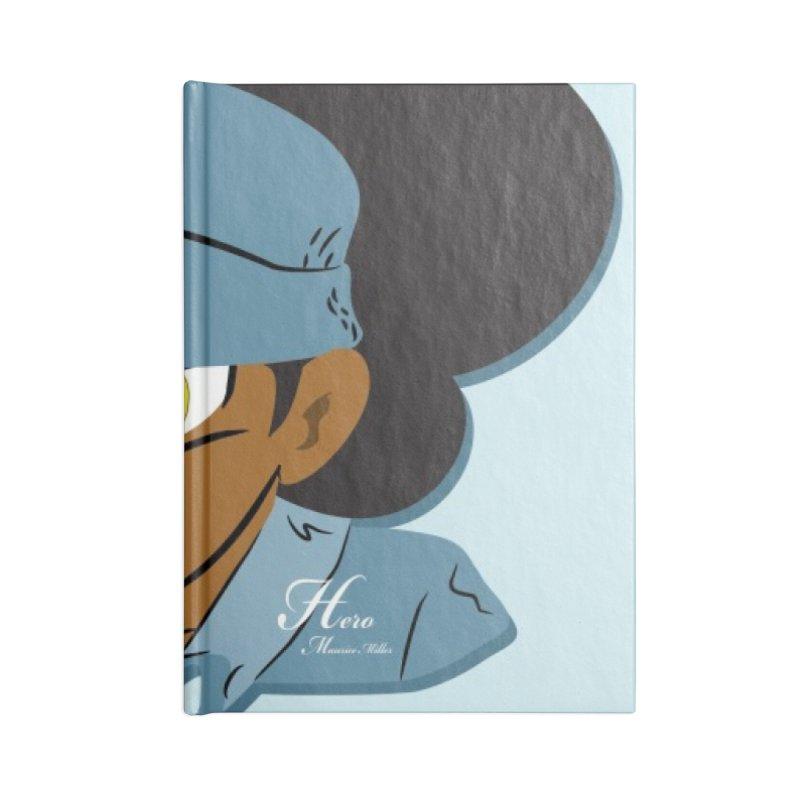 Gerald Of June Seven Accessories Blank Journal Notebook by MillsburyMedia's Artist Shop