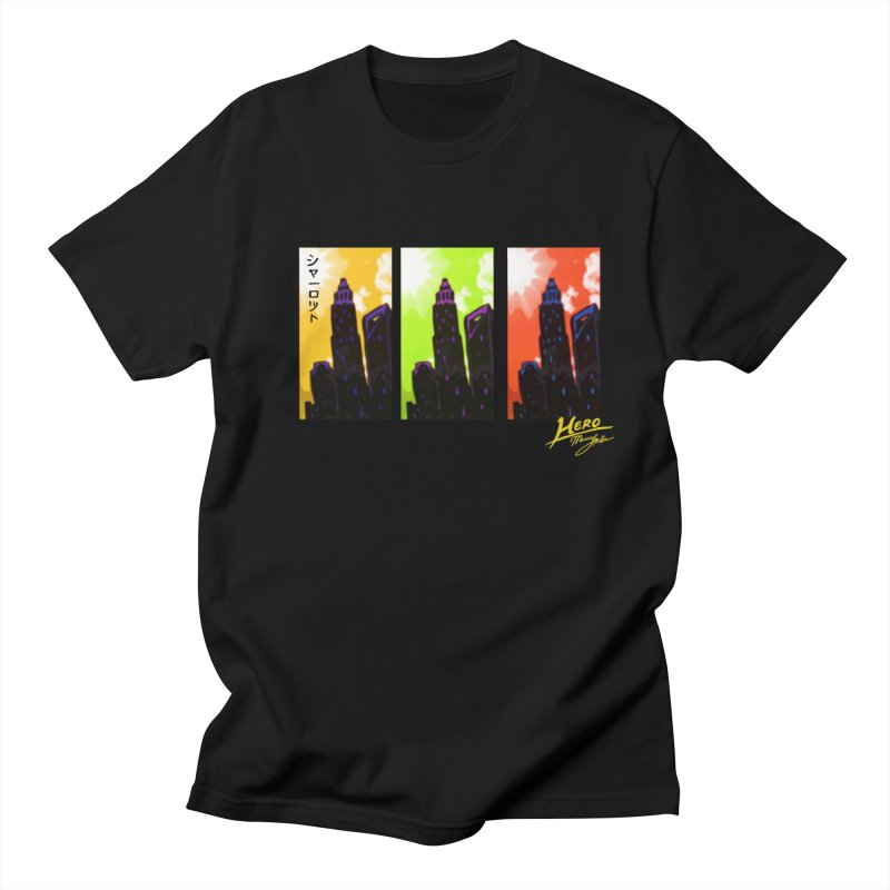 CLT Charlotte City Women's Regular Unisex T-Shirt by MillsburyMedia's Artist Shop