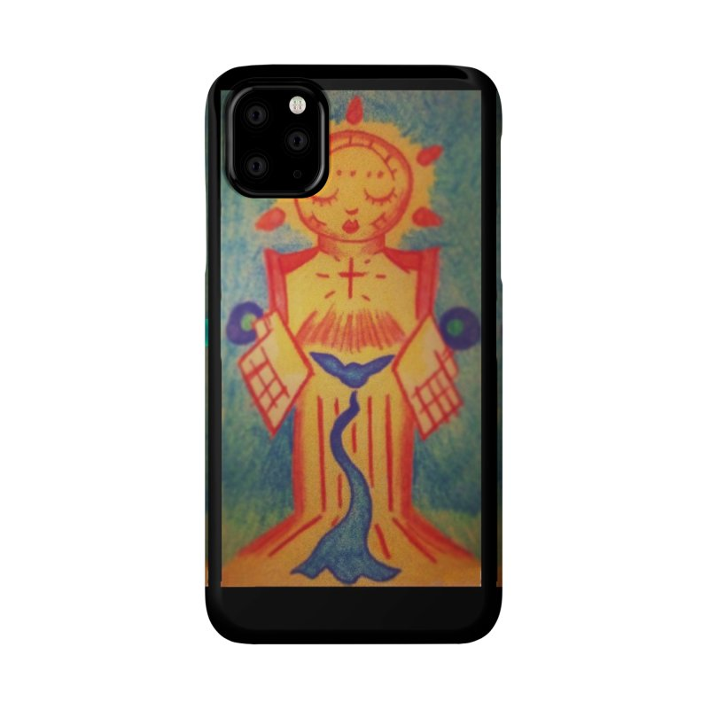 Enlightened Path Accessories Phone Case by MillsburyMedia's Artist Shop