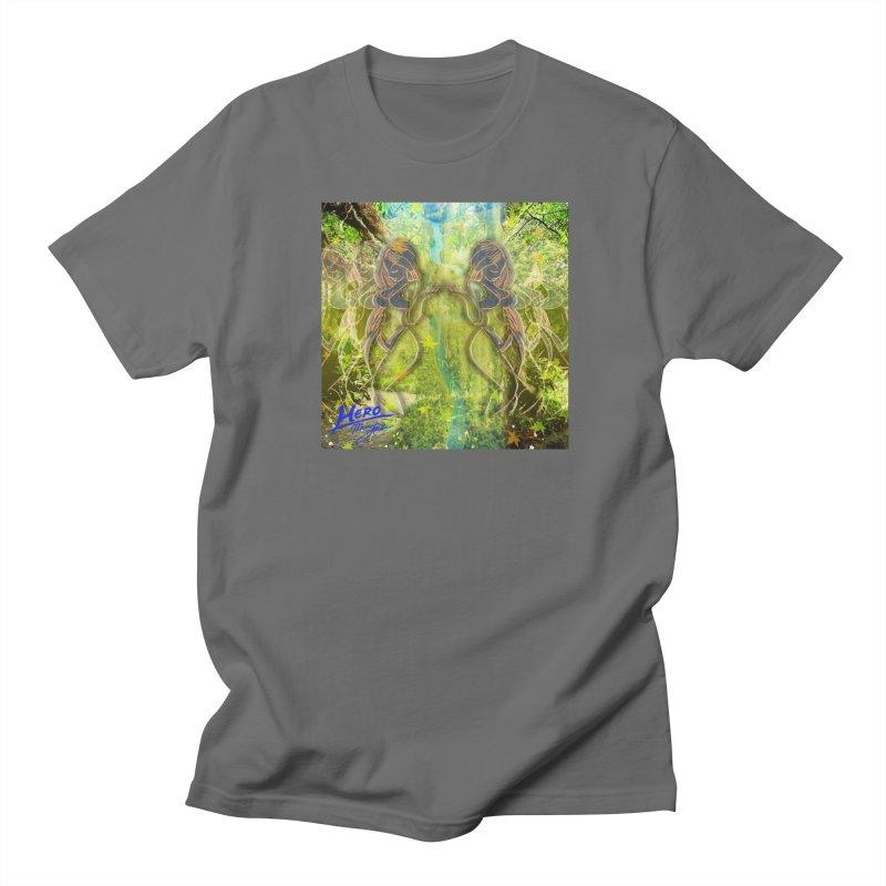 Amazon Girl Men's T-Shirt by MillsburyMedia's Artist Shop