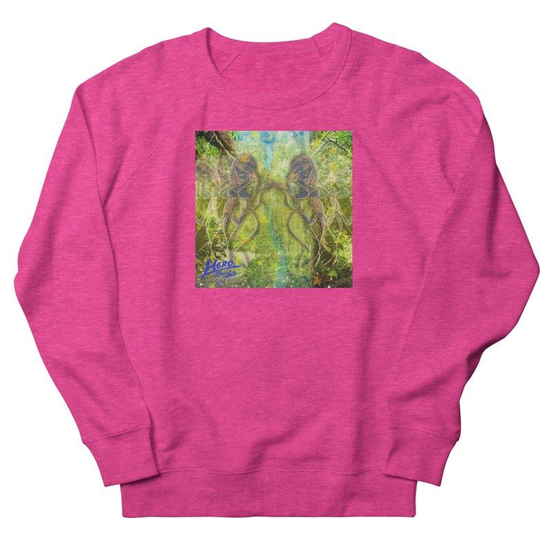 Amazon Girl Men's French Terry Sweatshirt by MillsburyMedia's Artist Shop