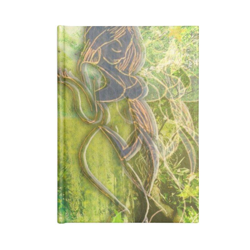 Amazon Girl Accessories Blank Journal Notebook by MillsburyMedia's Artist Shop
