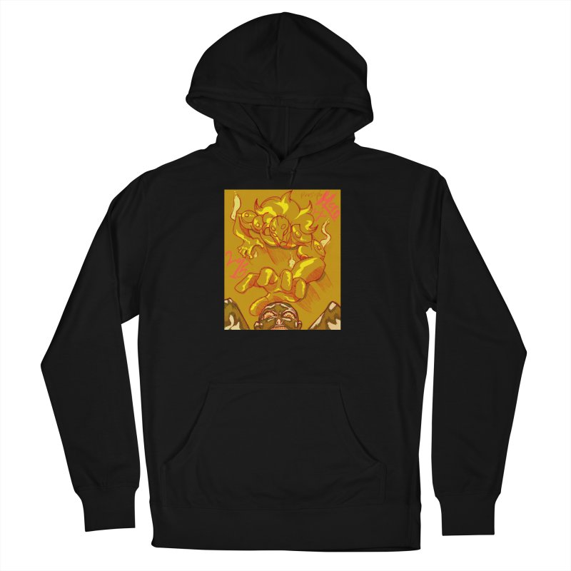 Hand of Fate Women's French Terry Pullover Hoody by MillsburyMedia's Artist Shop