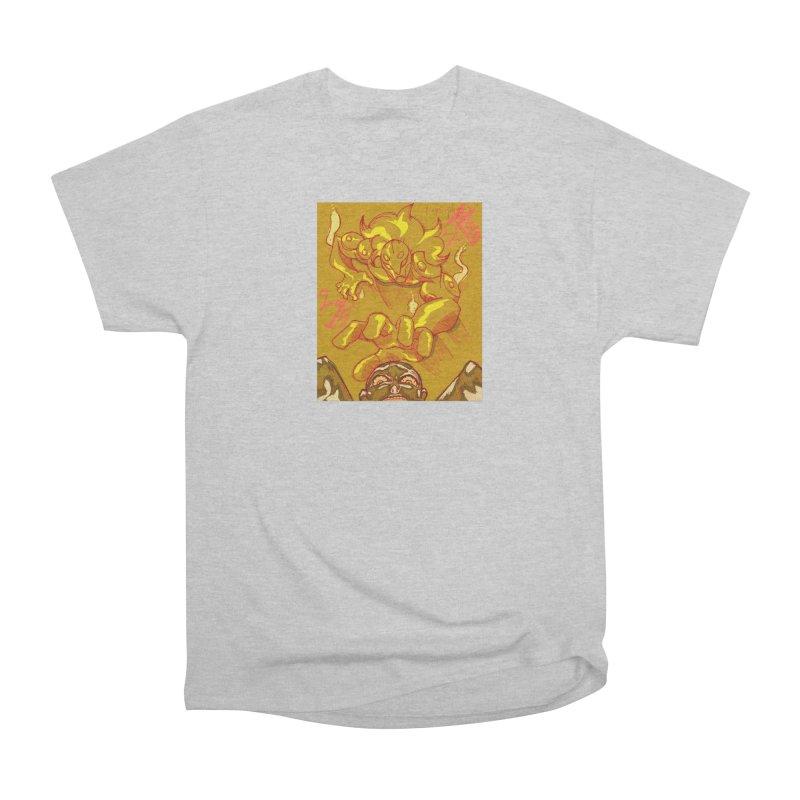 Hand of Fate Men's Heavyweight T-Shirt by MillsburyMedia's Artist Shop