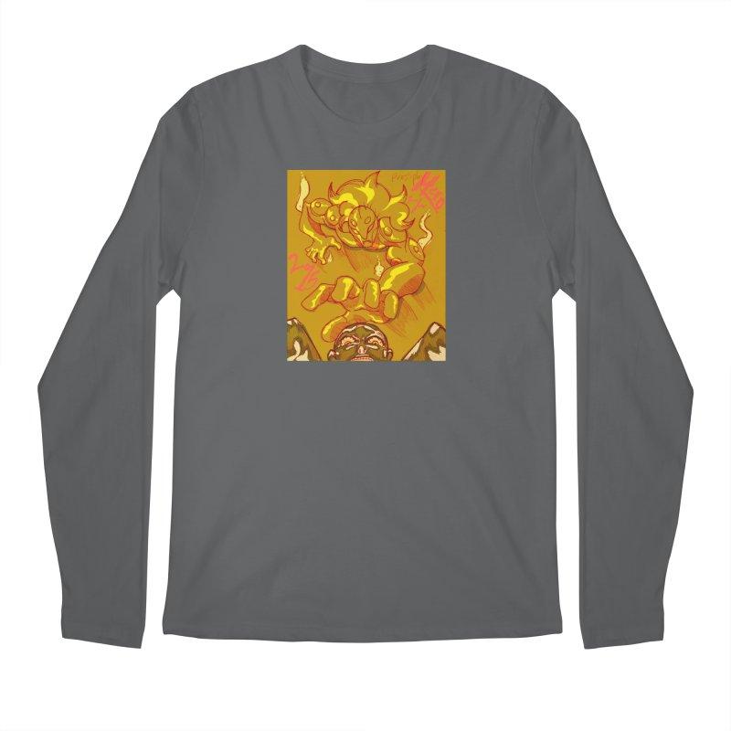 Hand of Fate Men's Regular Longsleeve T-Shirt by MillsburyMedia's Artist Shop
