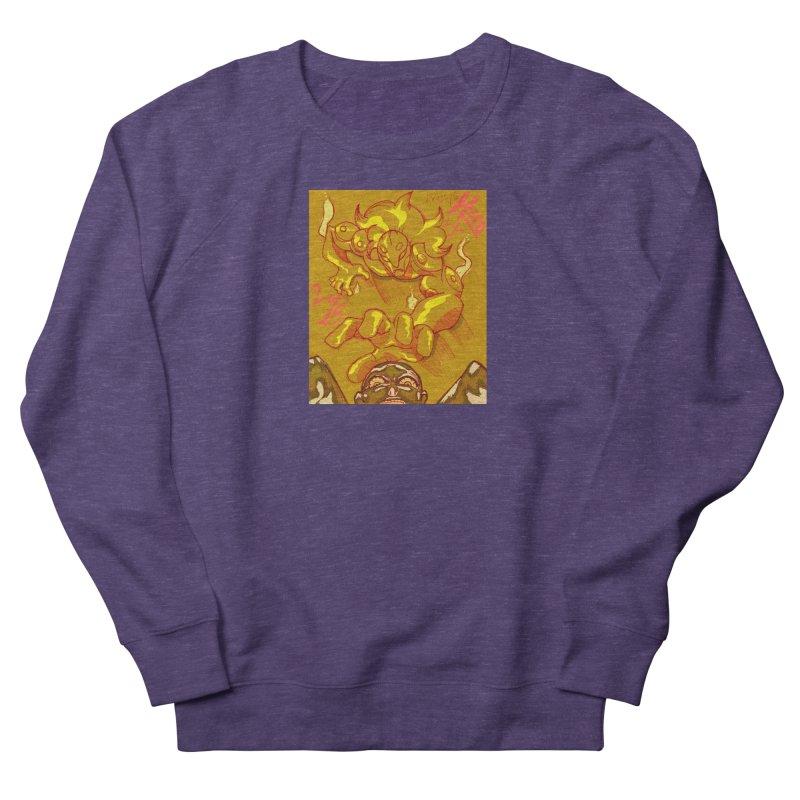 Hand of Fate Men's French Terry Sweatshirt by MillsburyMedia's Artist Shop