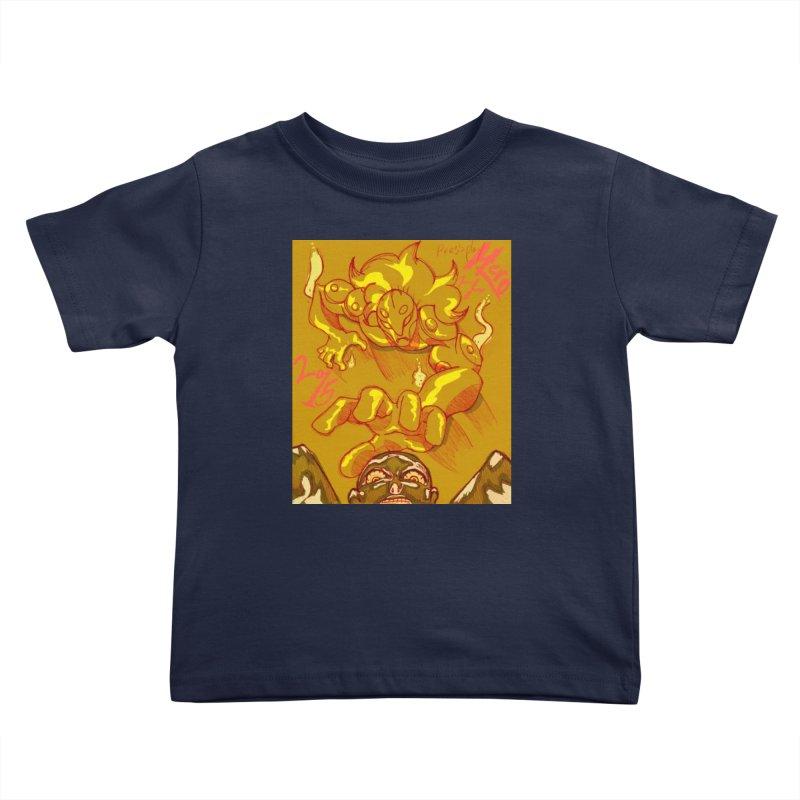 Hand of Fate Kids Toddler T-Shirt by MillsburyMedia's Artist Shop