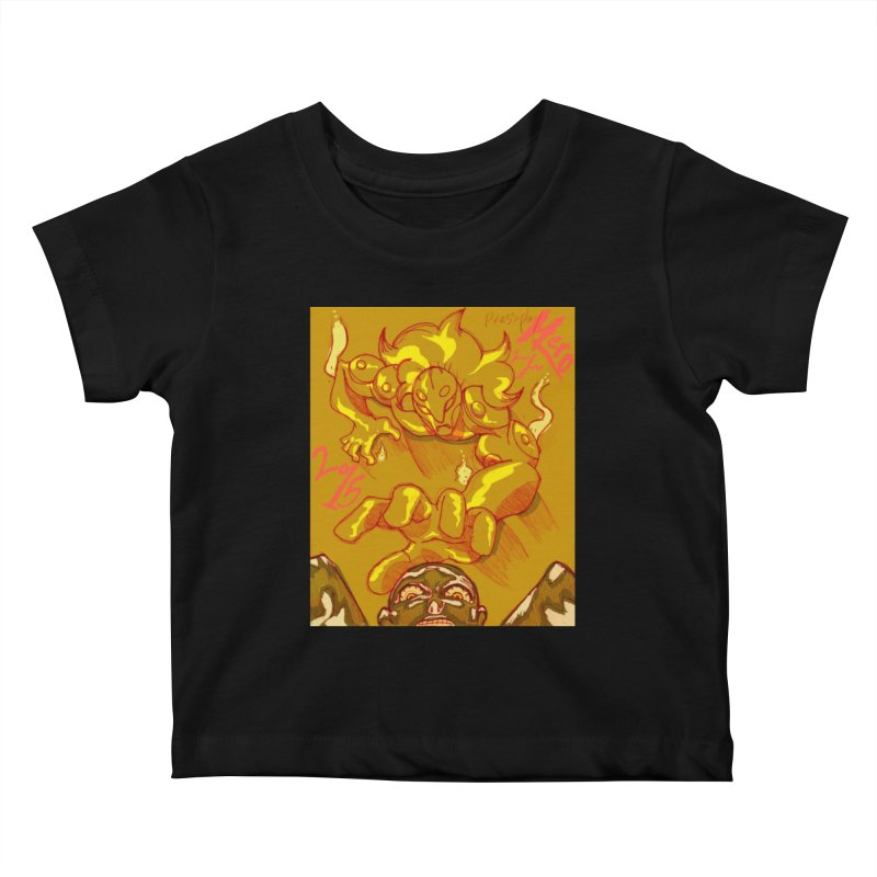 Hand of Fate Kids Baby T-Shirt by MillsburyMedia's Artist Shop