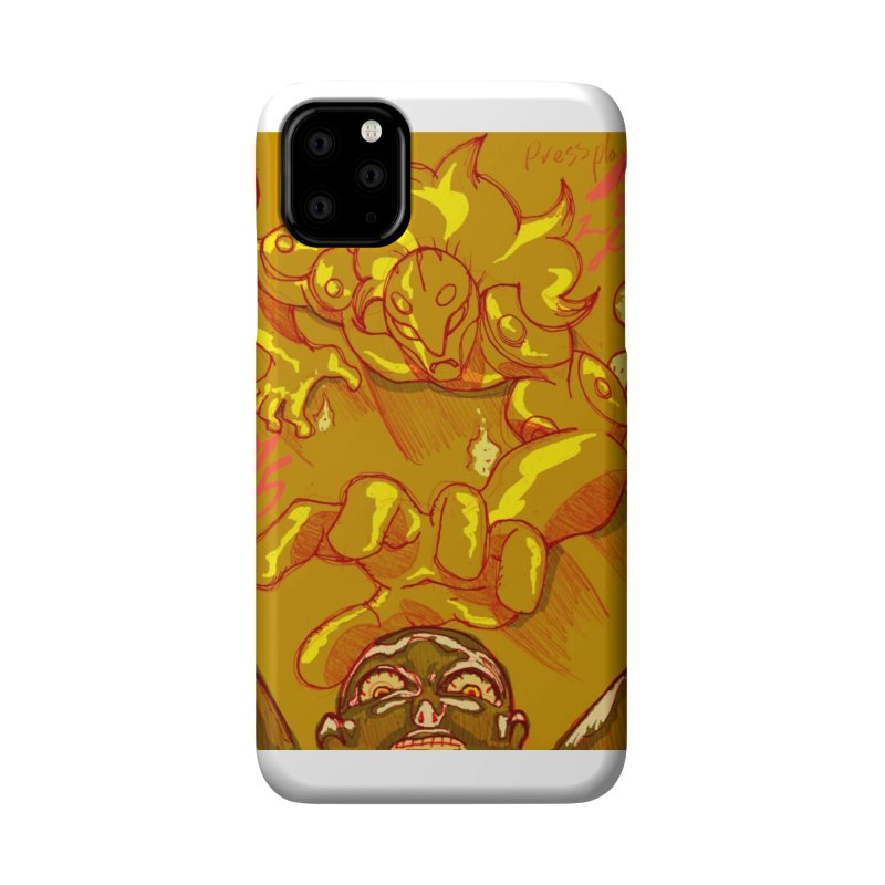 Hand of Fate Accessories Phone Case by MillsburyMedia's Artist Shop