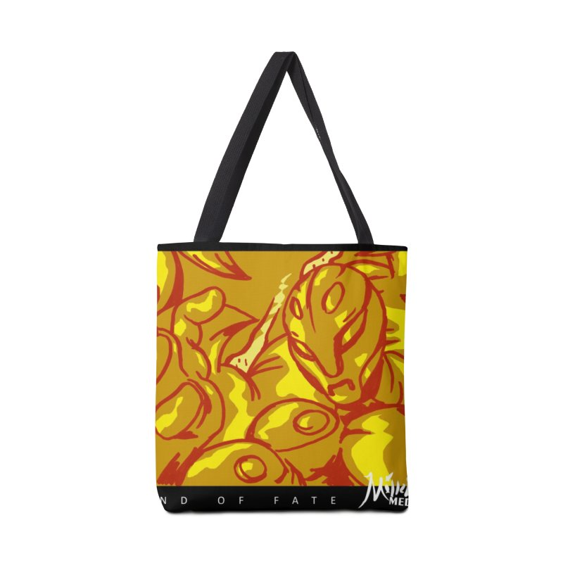 Hand of Fate Version Two Accessories Tote Bag Bag by MillsburyMedia's Artist Shop