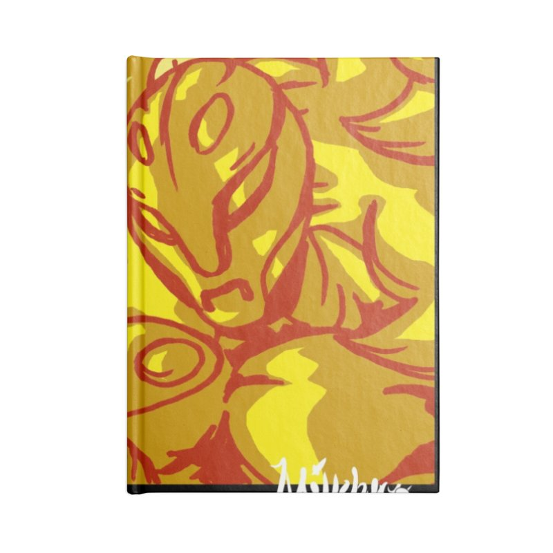 Hand of Fate Version Two Accessories Blank Journal Notebook by MillsburyMedia's Artist Shop