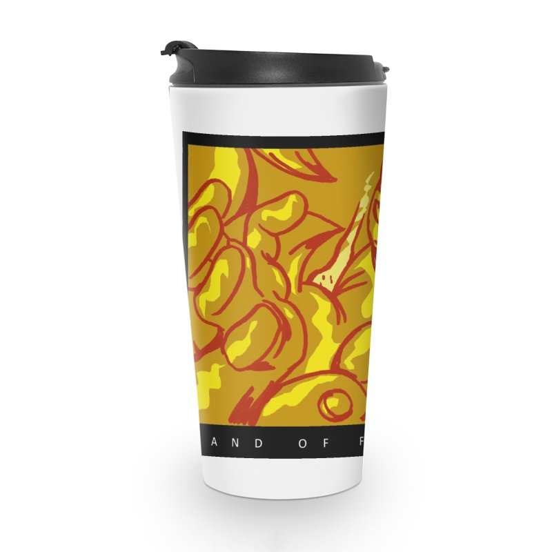Hand of Fate Version Two Accessories Travel Mug by MillsburyMedia's Artist Shop