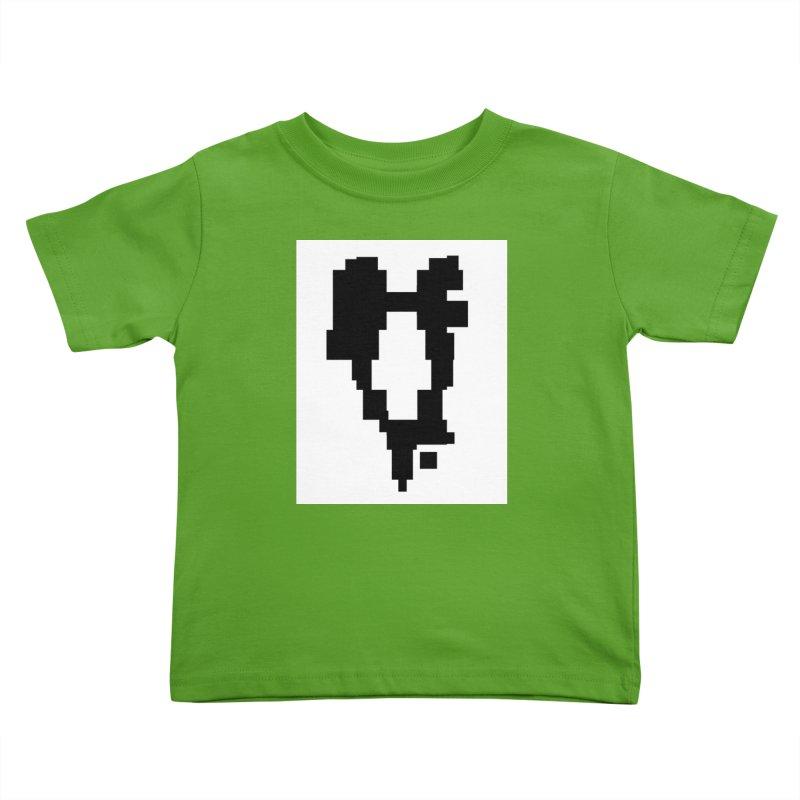 The Atomic Slugs Logo Kids Toddler T-Shirt by MillsburyMedia's Artist Shop