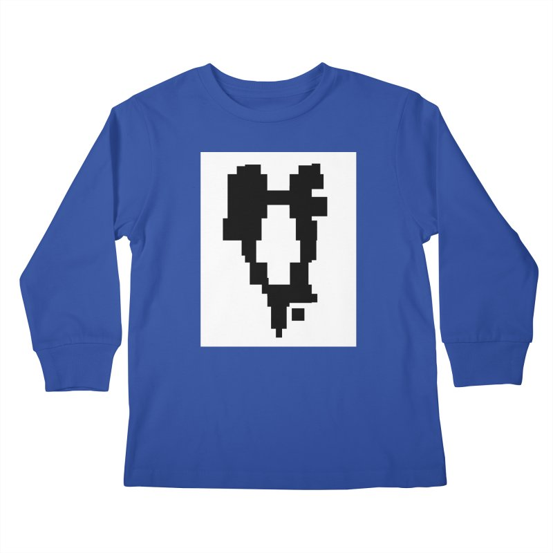 The Atomic Slugs Logo Kids Longsleeve T-Shirt by MillsburyMedia's Artist Shop