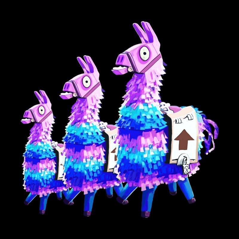 Mimie 3 Loot Llamas Pinata Fortnite Home