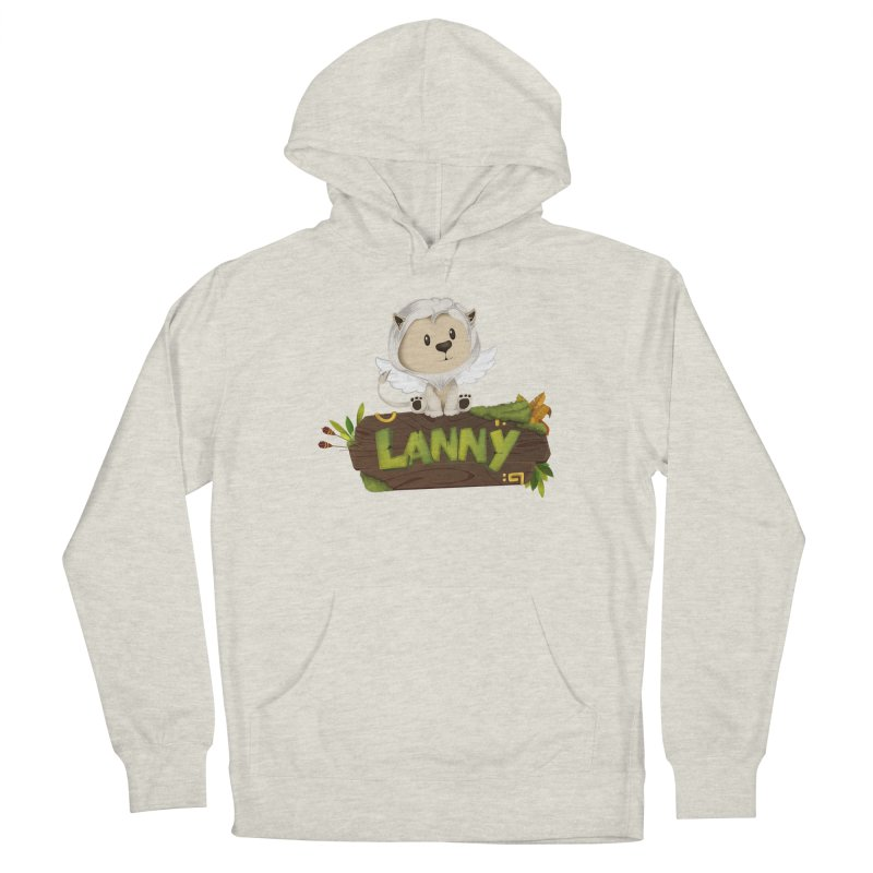 Lanny the Lion Women's Pullover Hoody by Mimundogames's Artist Shop