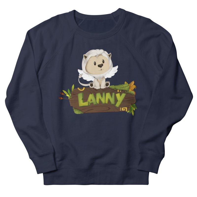 Lanny the Lion Women's Sweatshirt by Mimundogames's Artist Shop