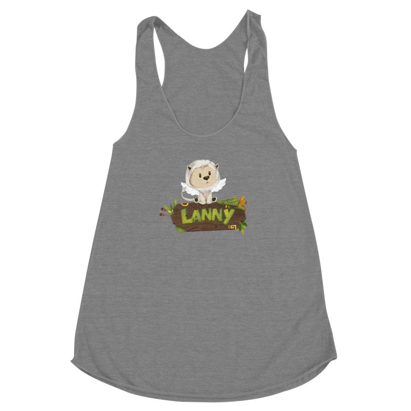 Lanny the Lion Women's Tank by Mimundogames's Artist Shop
