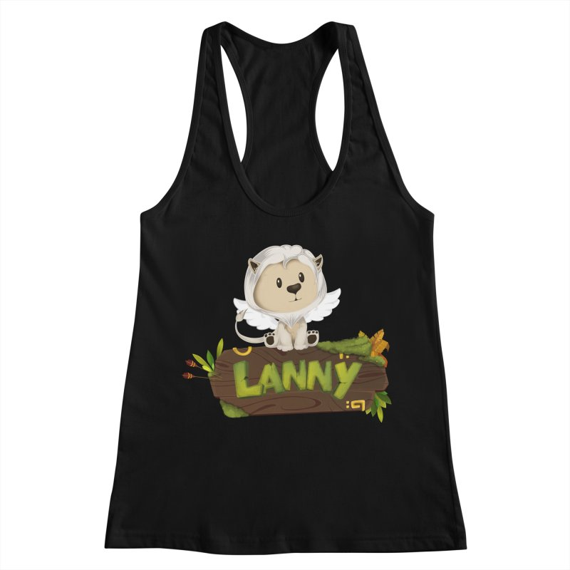 Lanny the Lion Women's Tank by Mimundogames's Artist Shop