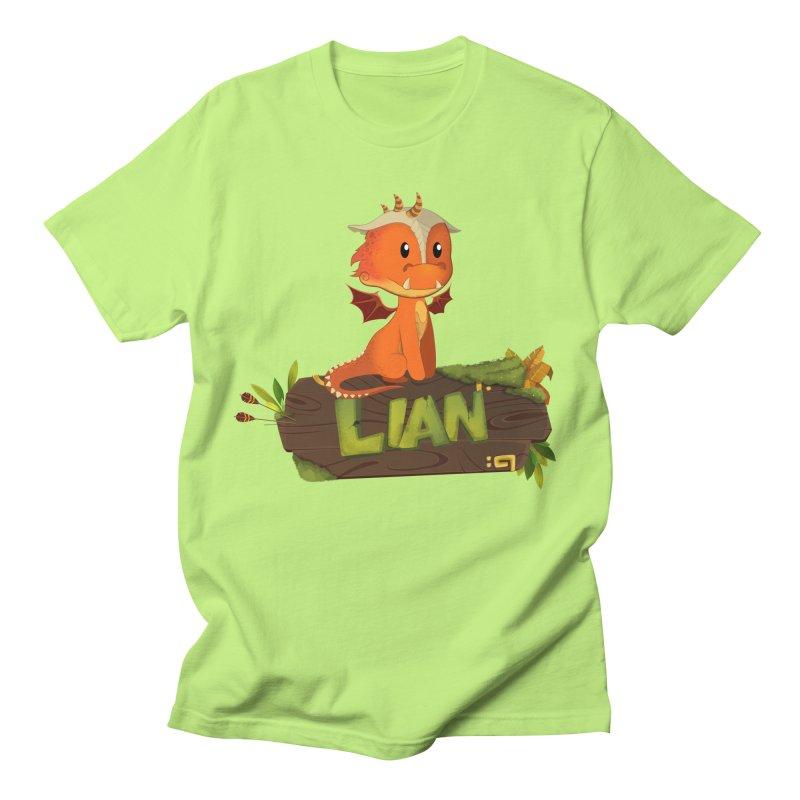 Lian the Dragon Women's T-Shirt by Mimundogames's Artist Shop