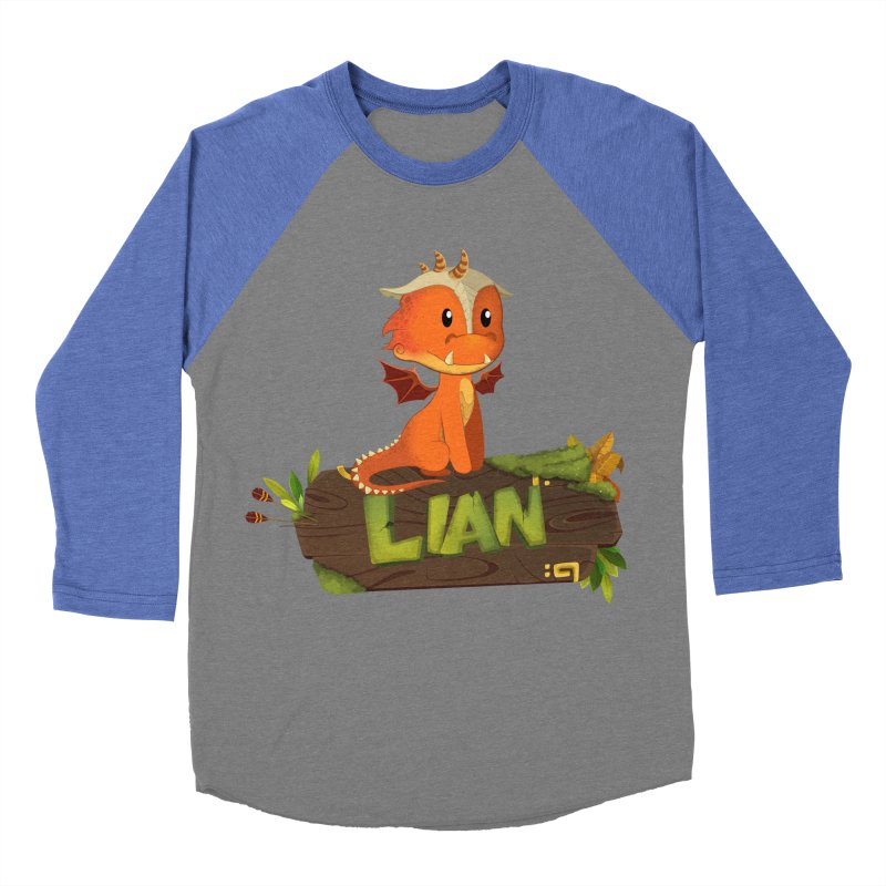 Lian the Dragon Women's Longsleeve T-Shirt by Mimundogames's Artist Shop